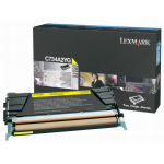 Original Lexmark C734A1KG Toner-Kit schwarz return program