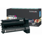 Original Lexmark C780H1YG Tonerkartusche gelb return program